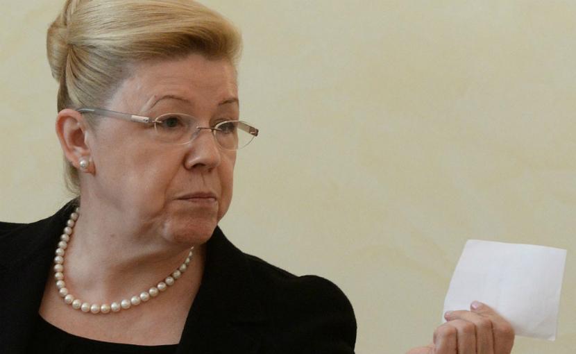 Мизулина официально назначена сенатором от Омской области