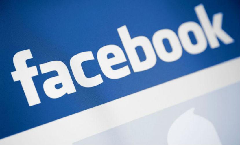В работе сайта Facebook произошел сбой