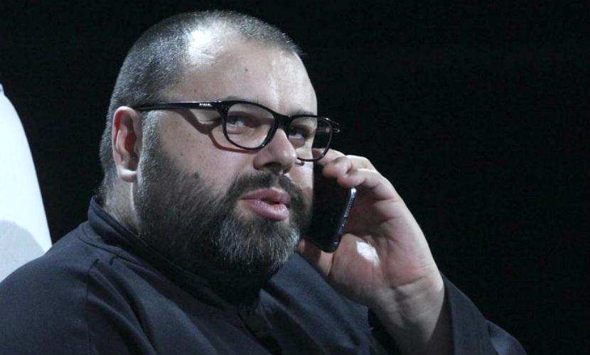 Максим Фадеев проигнорировал вручение премии журнала GQ