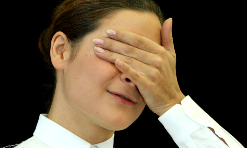 Мария Гайдар впервые выступила на украинском языке: оказалось ужасно