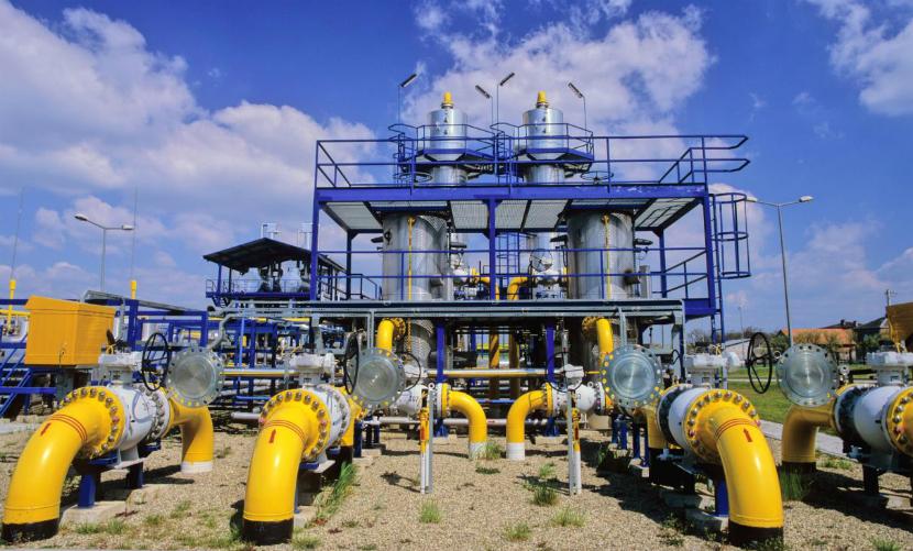 Украина получит скидку на газ около 20 долларов за 1000 кубометров
