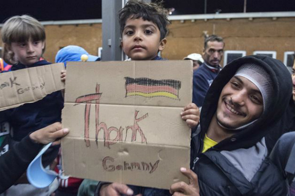 СМИ Германии: Миграционный кризис заставил Берлин повернуться в сторону России