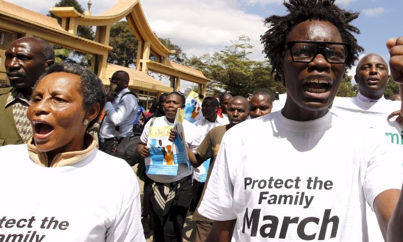 Кенийские активисты ЛГБТ пожаловались на гомофобов и полицию