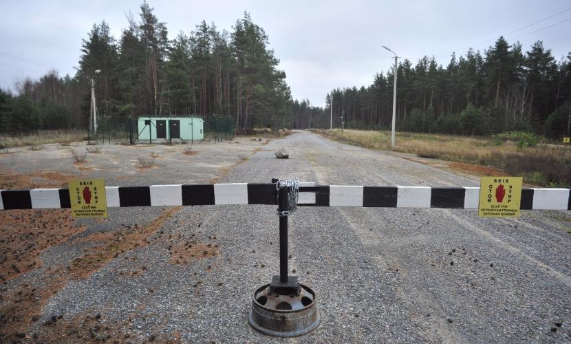 Эстония обновит границу с Россией за сумму в два с лишним миллиона долларов