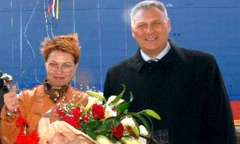 Жена экс-губернатора Хорошавина подала на развод и раздел имущества