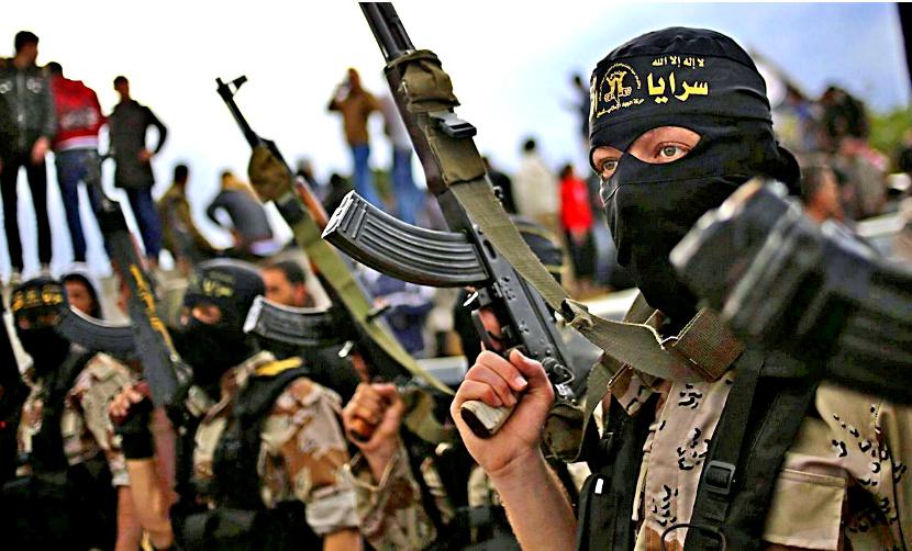 1 800 россиян воюют в Сирии на стороне ИГИЛ