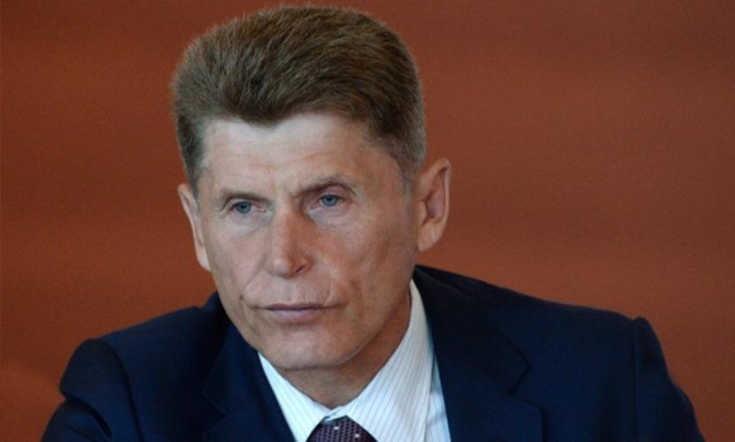Новый глава Сахалинской области вступил в должность