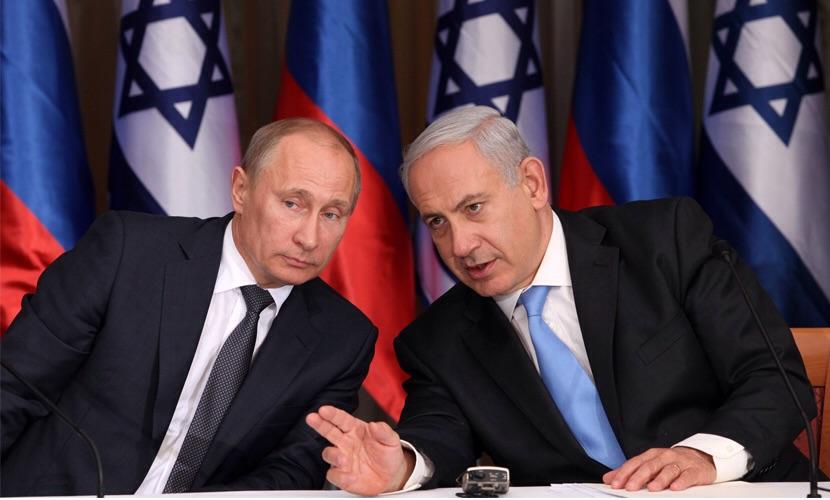 Путин обсудил с главой Израиля риски ввода войск в Сирию