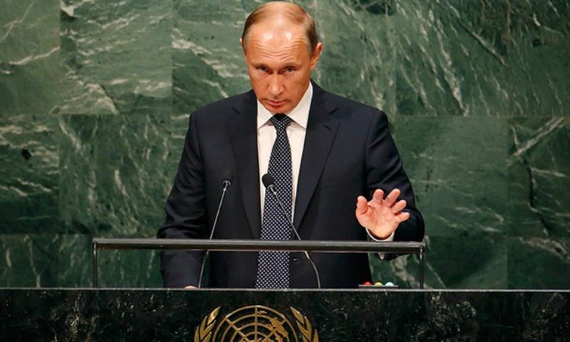 Владимир Путин: Зачем расширяется НАТО?