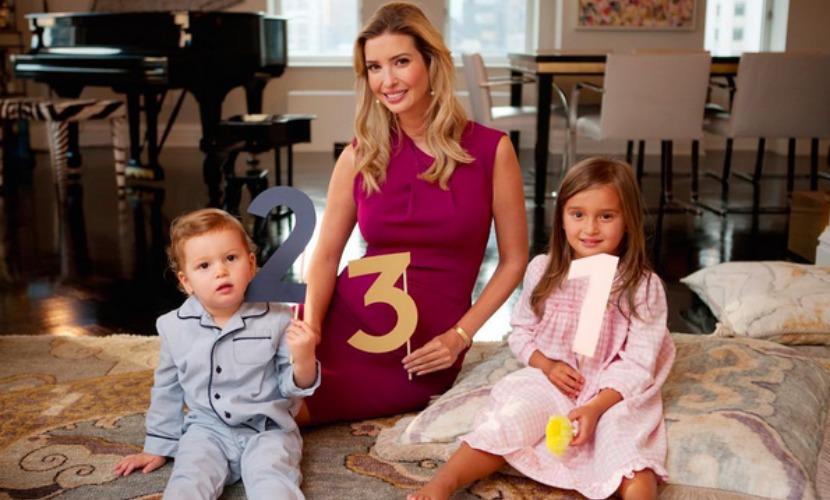 Дочь Дональда Трампа сообщила о том, что беременна