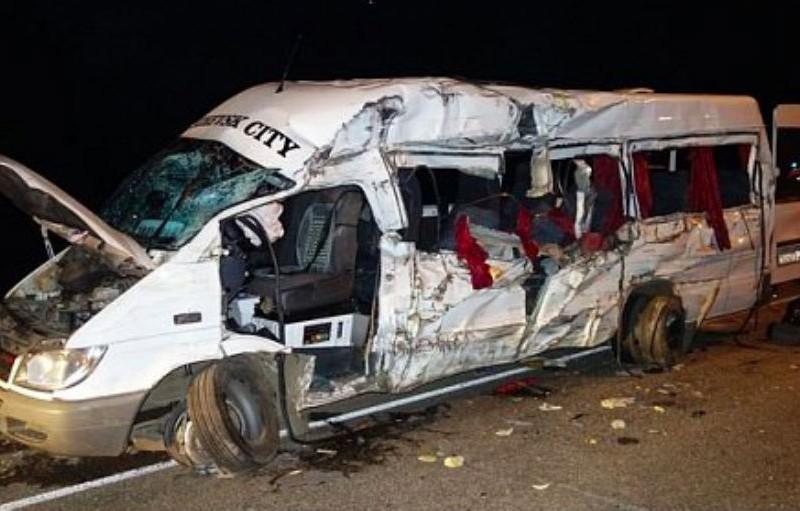 Автобус с паломниками разбился в Удмуртии, есть жертвы