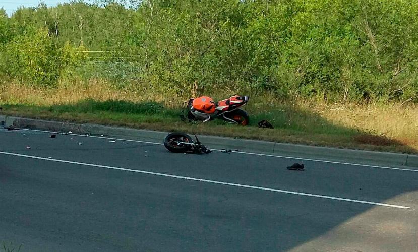 16-летние Ромео и Джульетта разбились в Подмосковье, сбив мотоциклиста