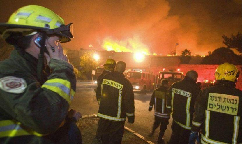 Три человека погибли во время пожара в психбольнице в Афинах