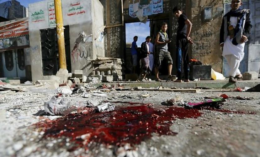 Взрыв мечети в Йемене совершили террористы ИГИЛ