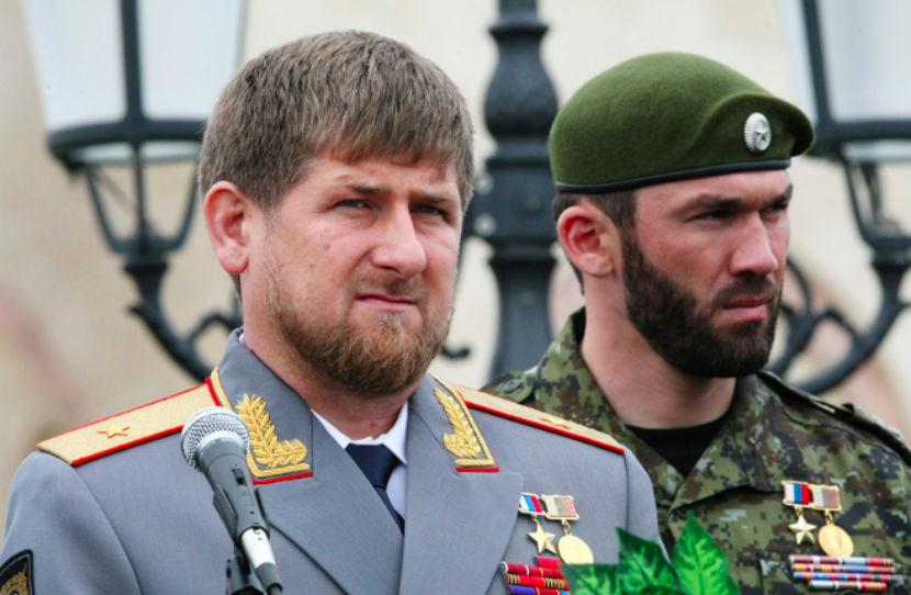 Кадыров не подтвердил участие Яценюка в чеченской войне