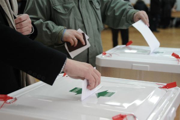 Попытка вброса пресечена на выборах в Калининградской области