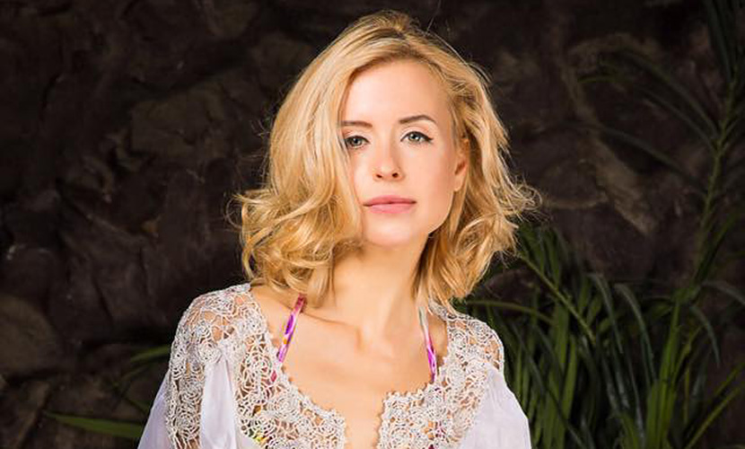 Актриса Мирослава Карпович: Я уже встретила своего мужчину