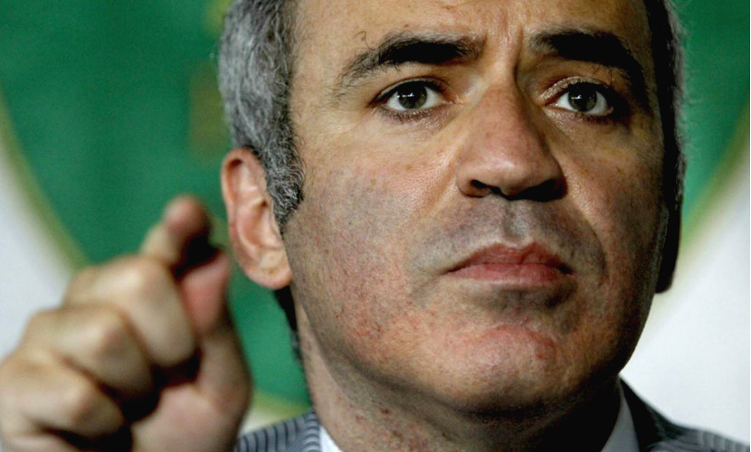 Власти США готовы начать уголовное преследование Гарри Каспарова