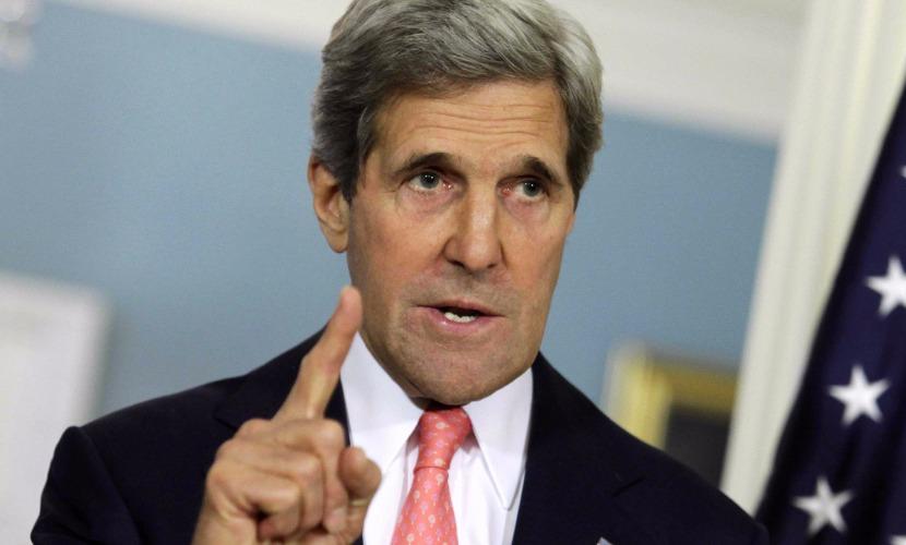 Джон Керри заявил об интересе США к переговорам с Россией по Сирии
