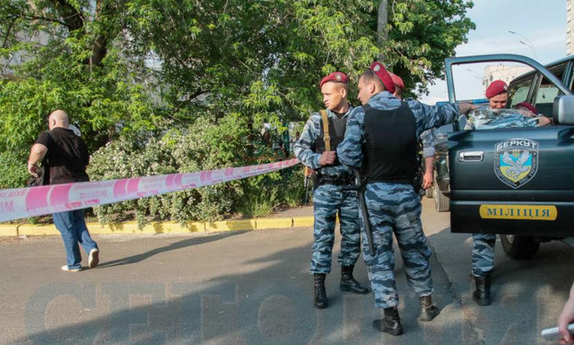 На вокзале Киева прогремел мощный взрыв, есть пострадавшие