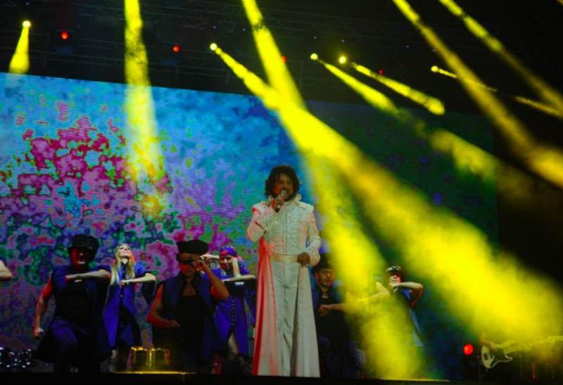 Киркоров и Басков выступили на антироссийском концерте в Кишиневе