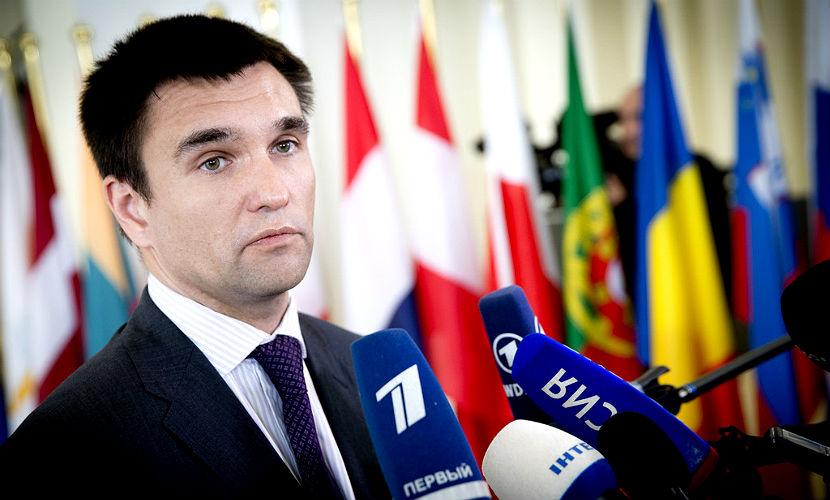 Прогресса в вопросе обмена пленными в Донбассе нет, - Климкин