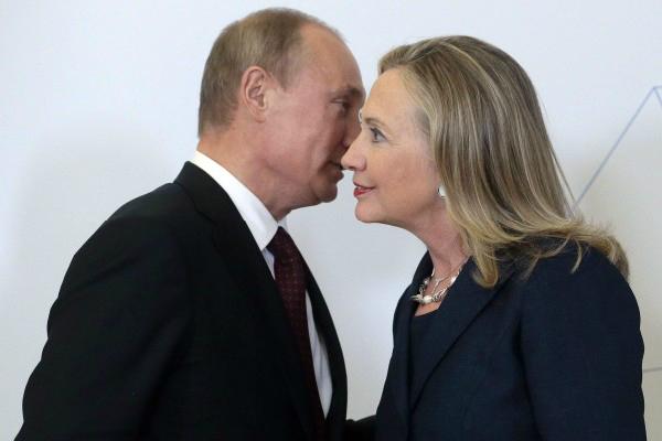 Хиллари Клинтон призналась, что ей больше всего нравится в Путине