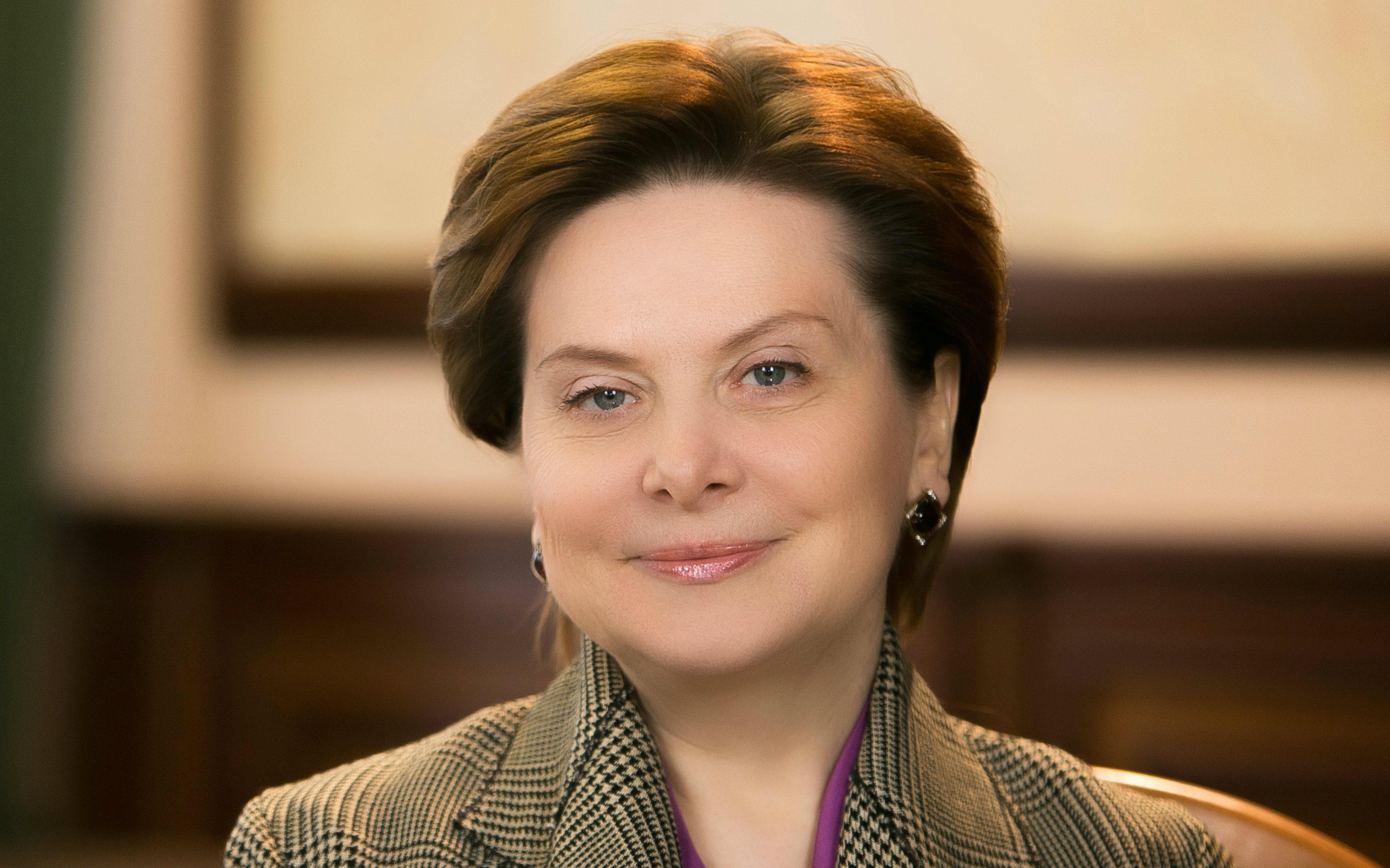 Губернатором ХМАО избрана Наталья Комарова