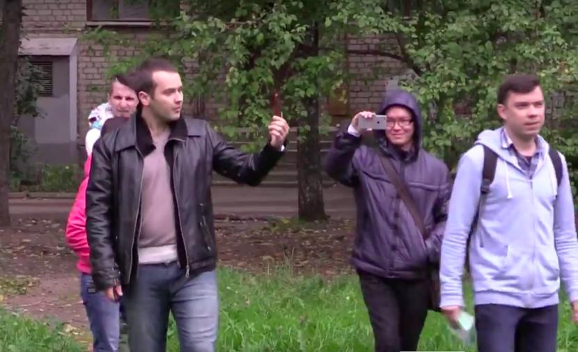 Инструктаж провокаторов снял на видео активист РПР-ПАРНАС