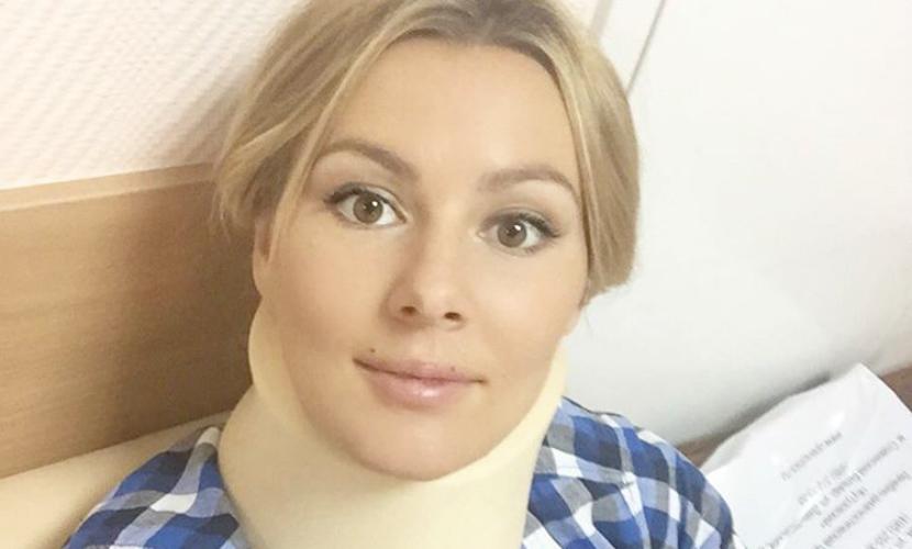 Мария Кожевникова получила серьезную травму во время исполнения циркового трюка