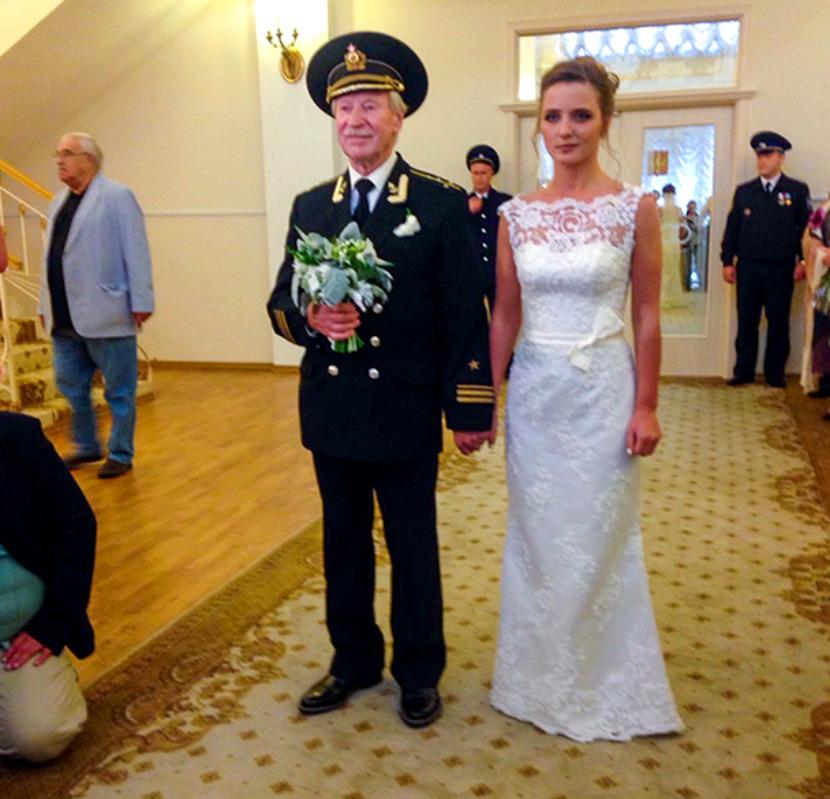 Фото с свадьбы краско