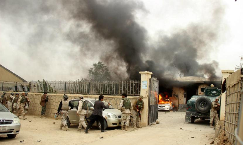 Талибы выпустили из афганской тюрьмы сотни боевиков