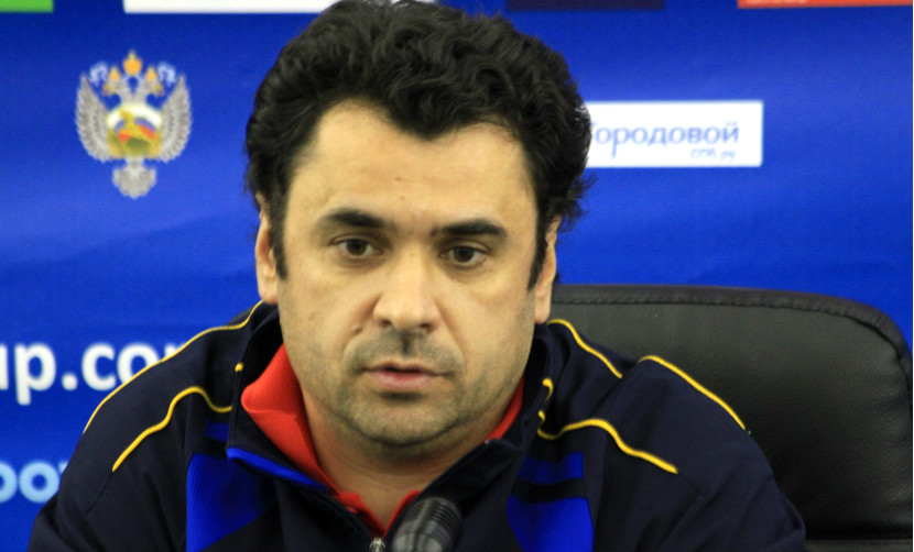 Главный тренер Молдавии перед матчем со сборной России «поступил по-мужски»