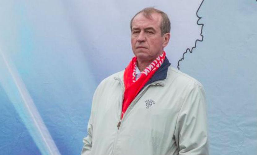 Коммунист Левченко проигрывает на выборах губернатора в Иркутской области