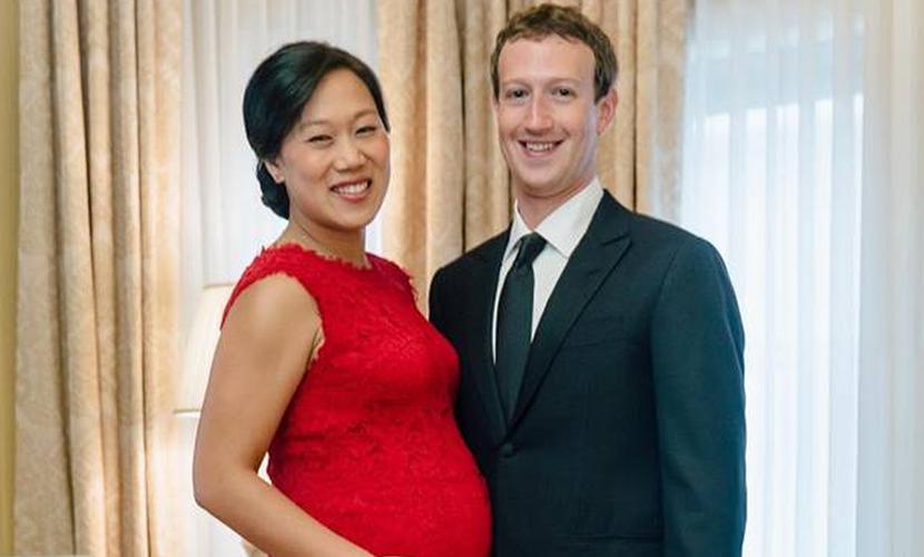Марк Цукерберг показал «глубоко беременную» красавицу-жену