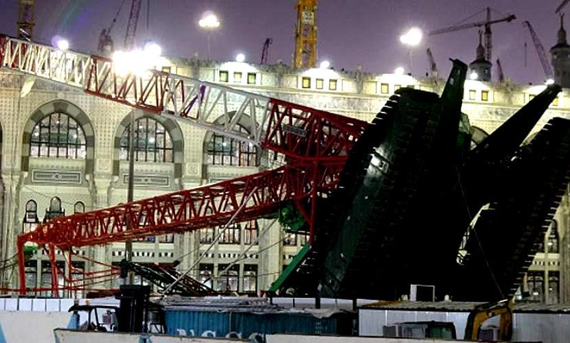 Среди жертв трагедии в мечети Мекки россиян нет