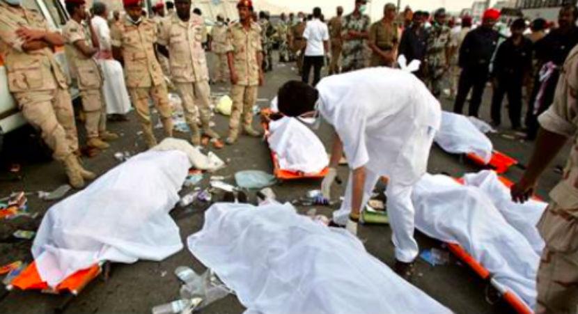 Число погибших в результате давки в Мекке достигло 150 человек