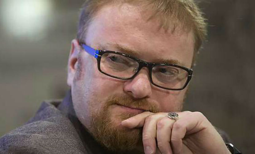 Милонов разыскивает организаторов ЛГБТ-фестиваля в Санкт-Петербурге