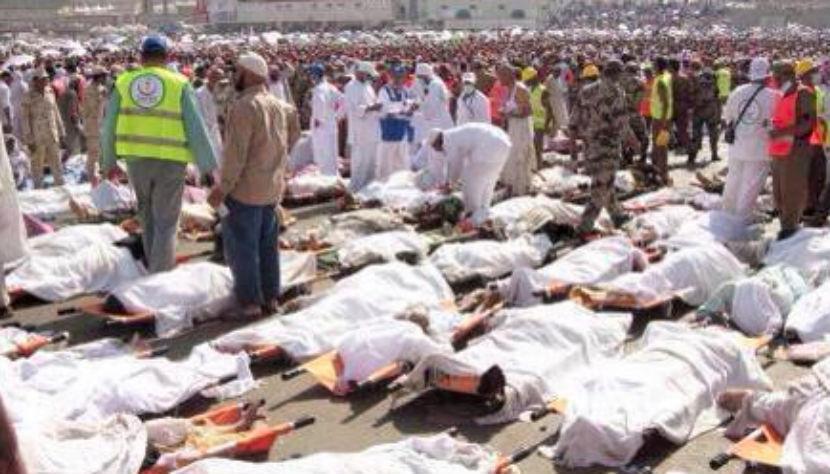 220 паломников погибли, 450 ранены в Мекке