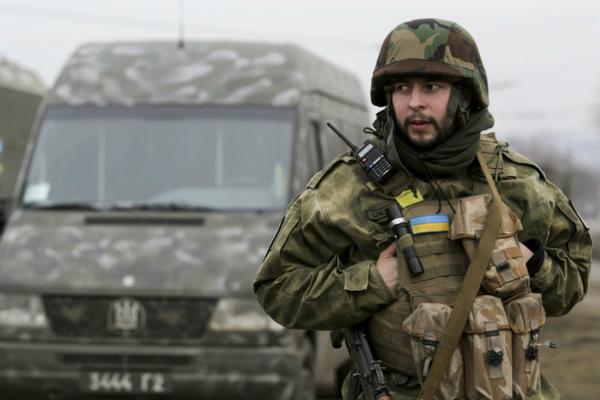 Соглашение об отводе вооружения калибром менее 100 мм в Донбассе парафировано в Минске