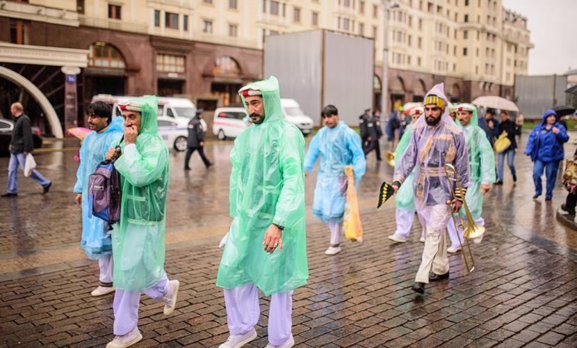 Москва впервые проиграла природе битву за День города