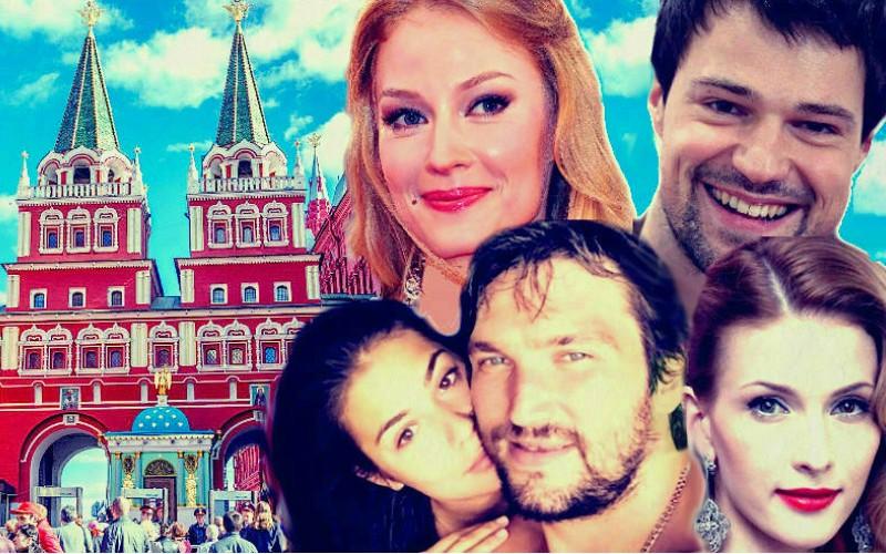 Топ-10 звезд 2015 года, родившихся в Москве