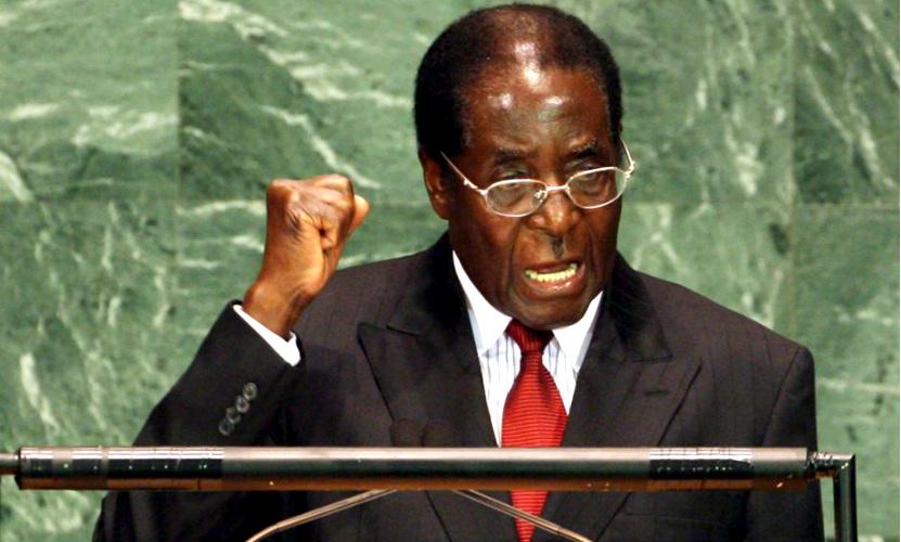 Президент Зимбабве при открытии парламента 25 минут читал не ту речь