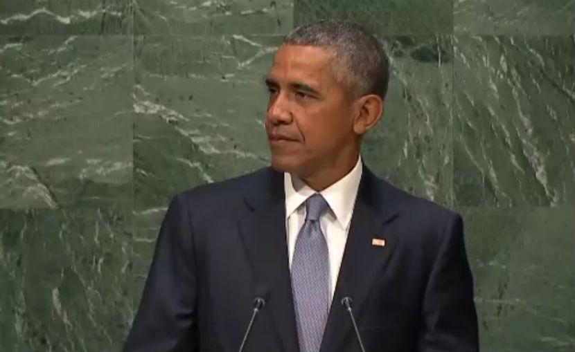 Обама на Генассамблее ООН призвал Асада уйти с поста президента Сирии