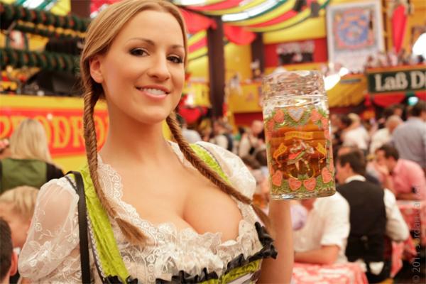Власти Баварии боятся, что беженцы-мусульмане сорвут Октоберфест