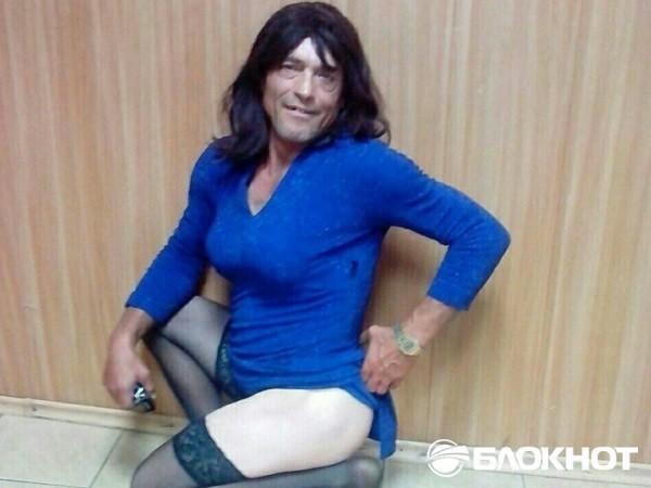 Трансвестит попал в полицию Ставрополя за шоу на улице