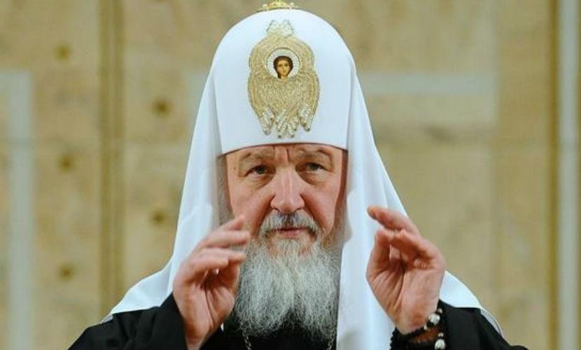 Патриарх Кирилл призвал россиян бросать пить