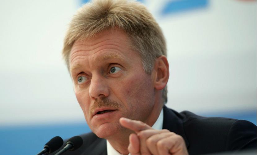 Песков озвучил цель участия России в войне в Сирии
