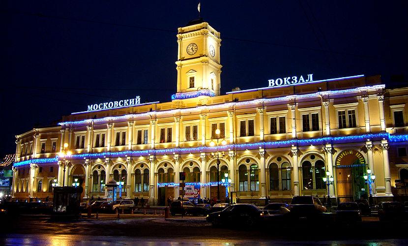 Минирование вокзалов в Санкт-Петербурге оказалось ложным
