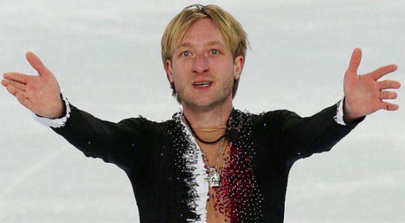 Евгений Плющенко получил серьезную травму